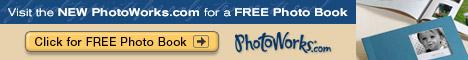 PhotoWorks.com: Free Everyday Compact Photo Book